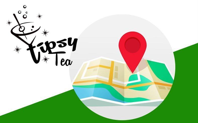 tipsy tea new location