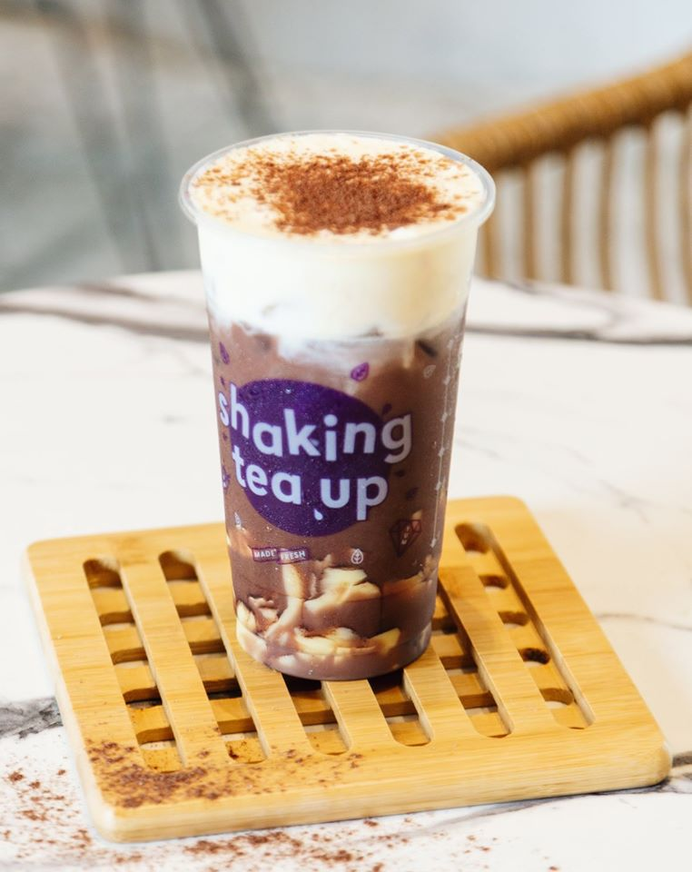 chatime chocolate mousse