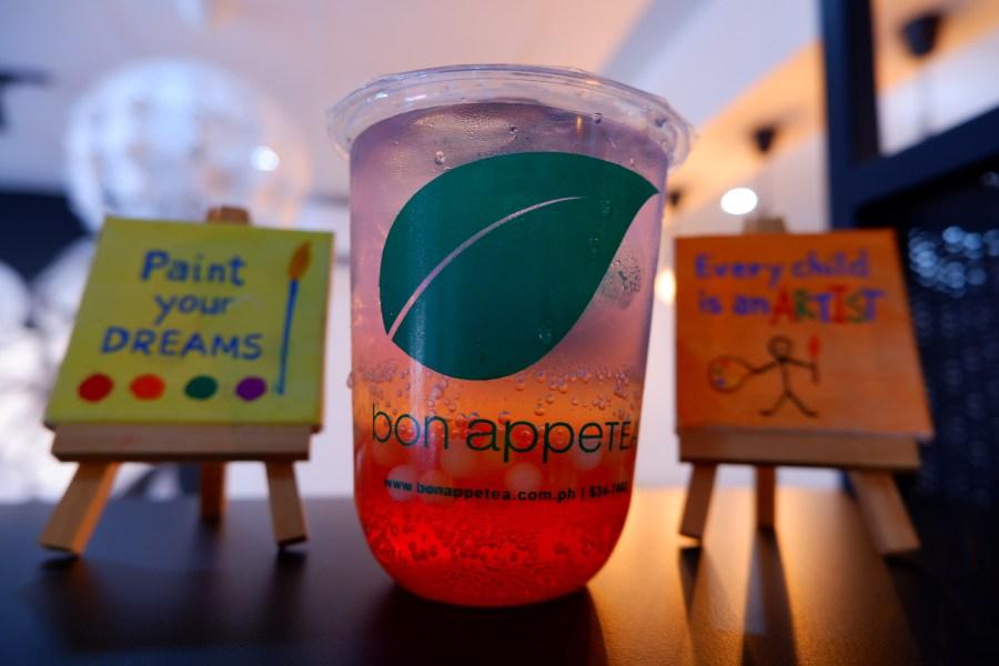 bonappetea milagrosa katipunan best selling berry lychee