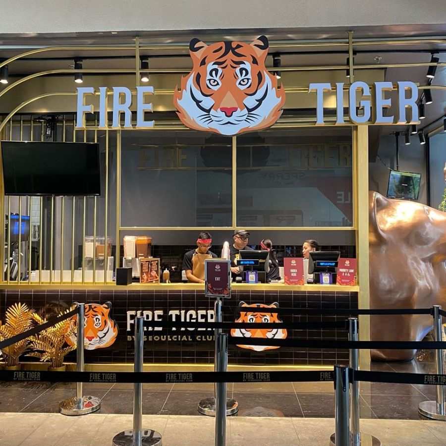 Fire Tiger BGC Branch