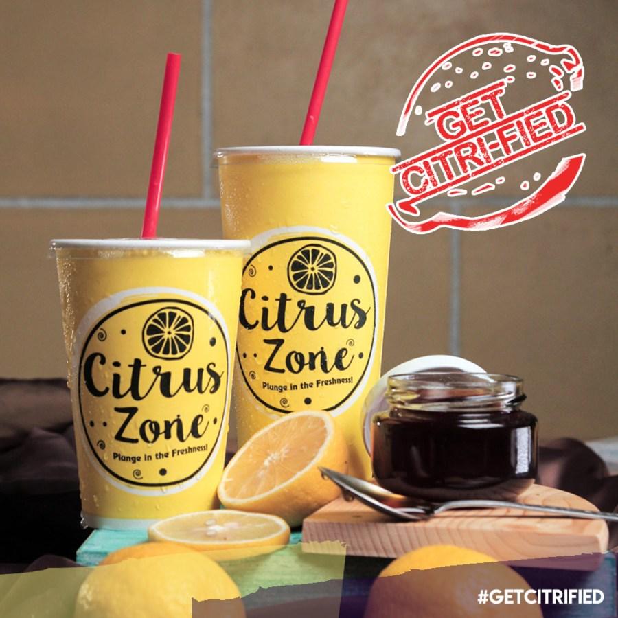 Best selling Honey Lemon by Citrus Zone