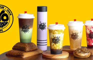 MYO: Make Your Own Cafe – N. Domingo Branch