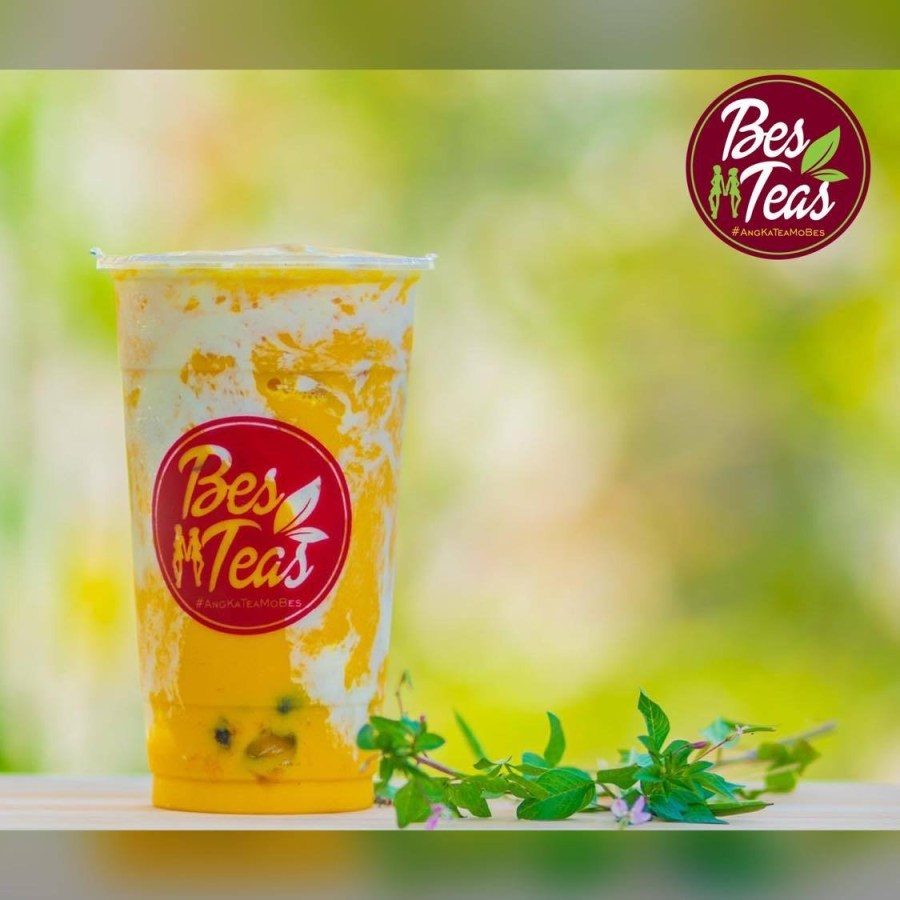Bes Teas Pantok Binangonan Rizal Best seller cheesecake mango milk tea