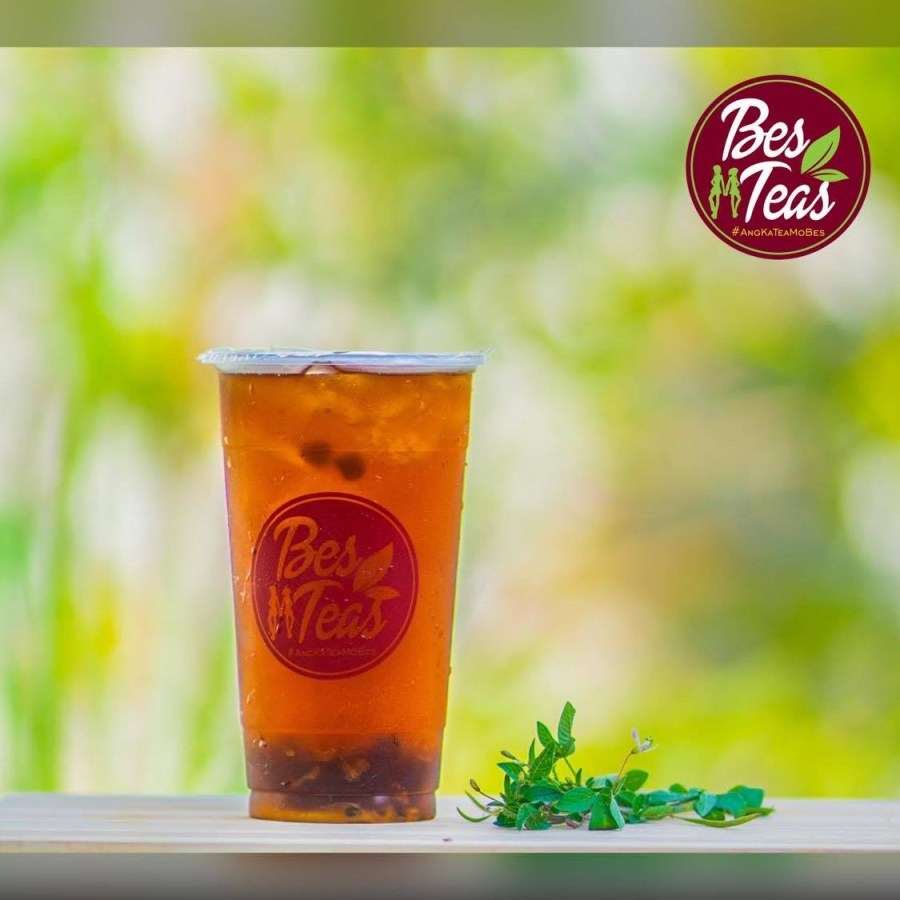 Bes Teas Pantok Binangonan Rizal Best seller passion fruit tea