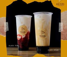 KEZZO Milktea + Bar – Bacoor, Cavite Branch