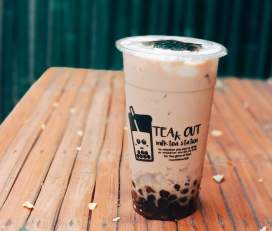 TEAk Out Milk Tea Station