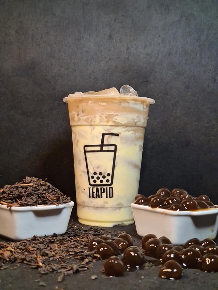 Tea-Pid Funny Milk Tea Name in the Philippines
