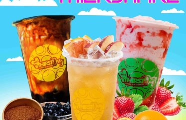 Happy Thirstday Bubble Tea & Lemon – Main Branch