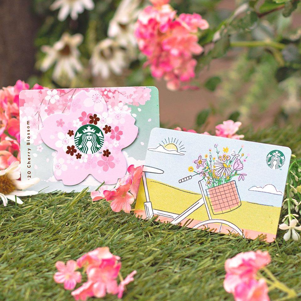 new Starbucks rewards card 2020
