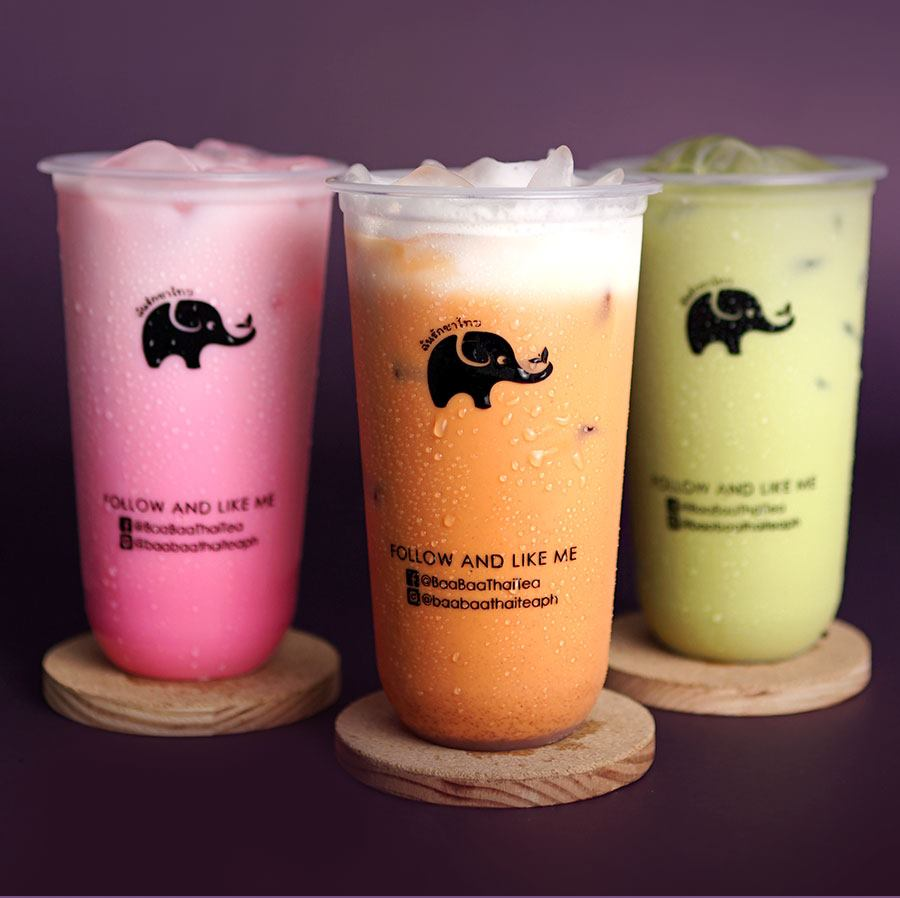 Baa Baa Thai Tea Best Sellers