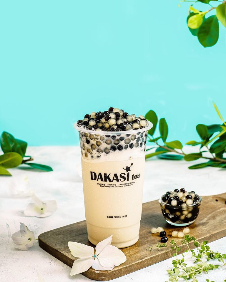 Dakasi Bubble Tea Best seller