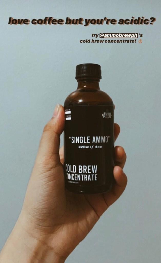 AMMO Brew Coffee Co. Single Ammo Cold Brew