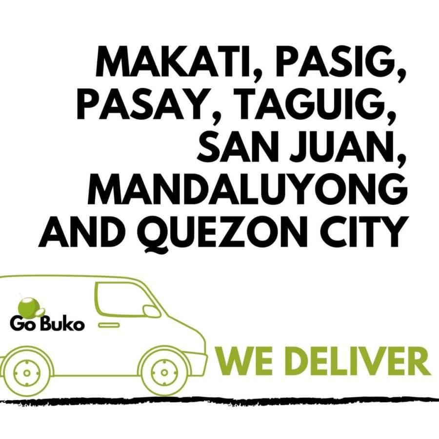 Go Buko Delivery