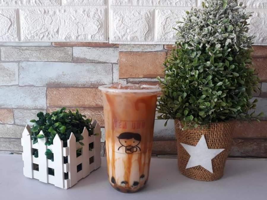 Tea Oro FoodHub Milk Tea