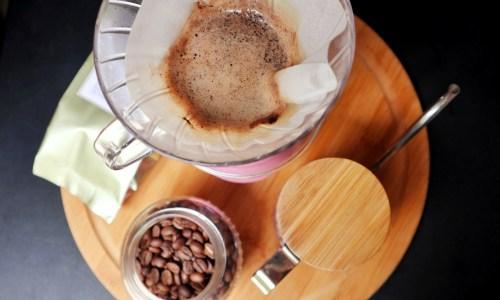 Extraordinary local coffee