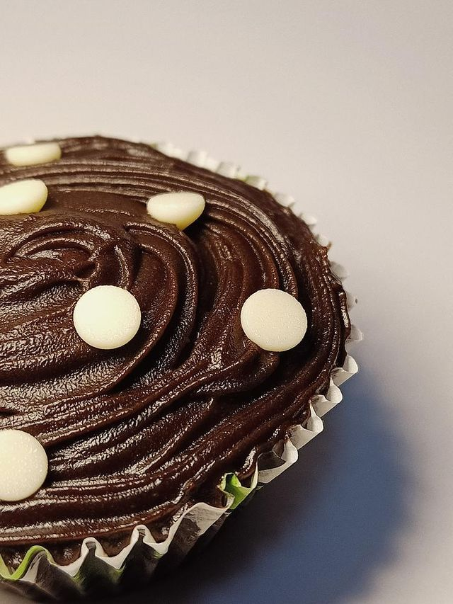 Grace & Grind Cupcake