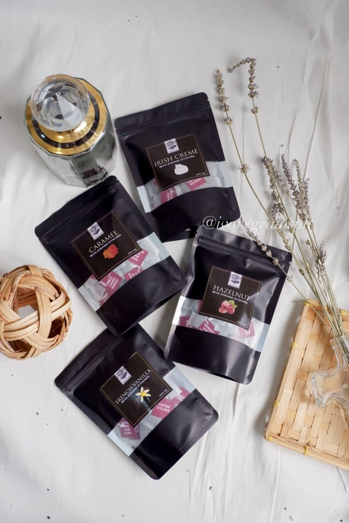 Ivory Grains Trading Flavored Coffees