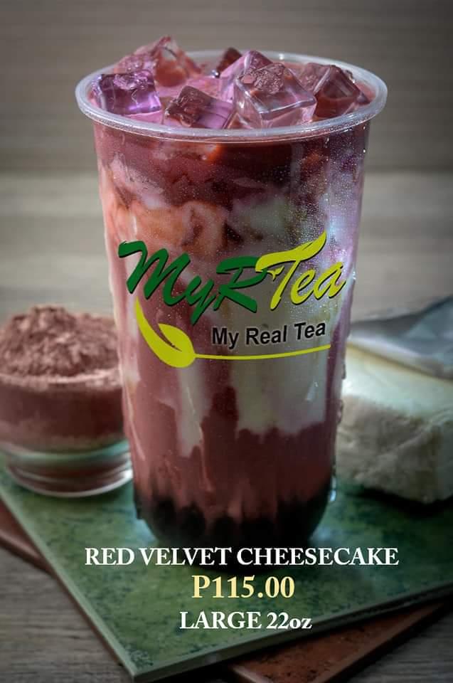 Myrtea Milktea House Red Velvet