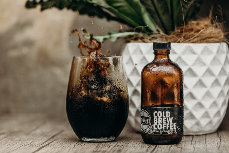 Stout Coffee PH Cold Brew Concentrate