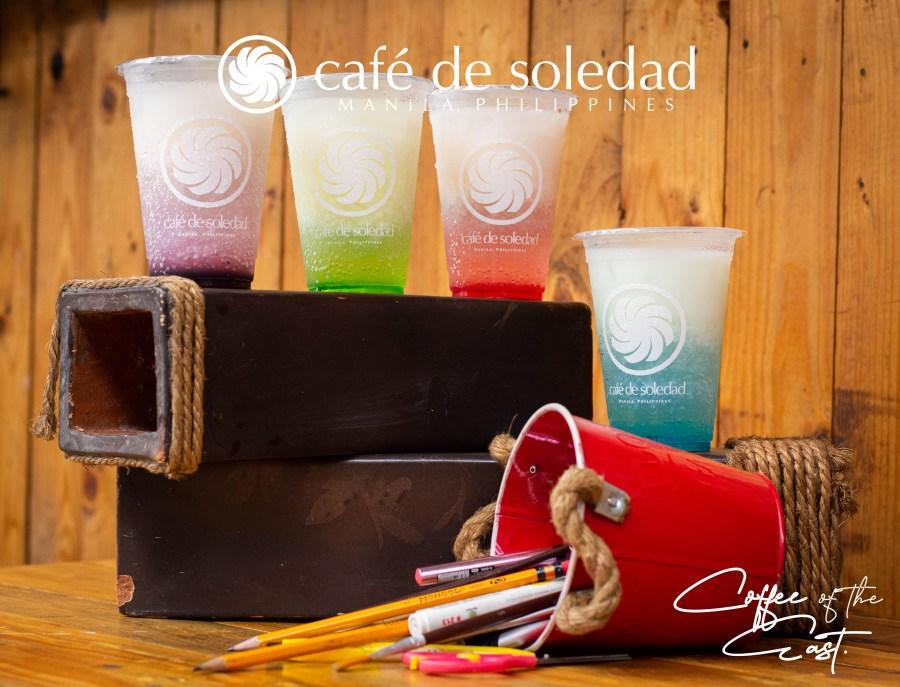 Cafe de Soledad Drinks