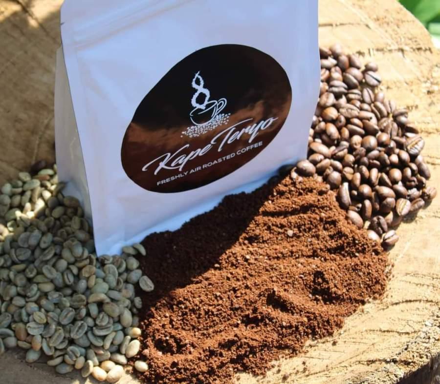 Kape Teryo Coffee Beans