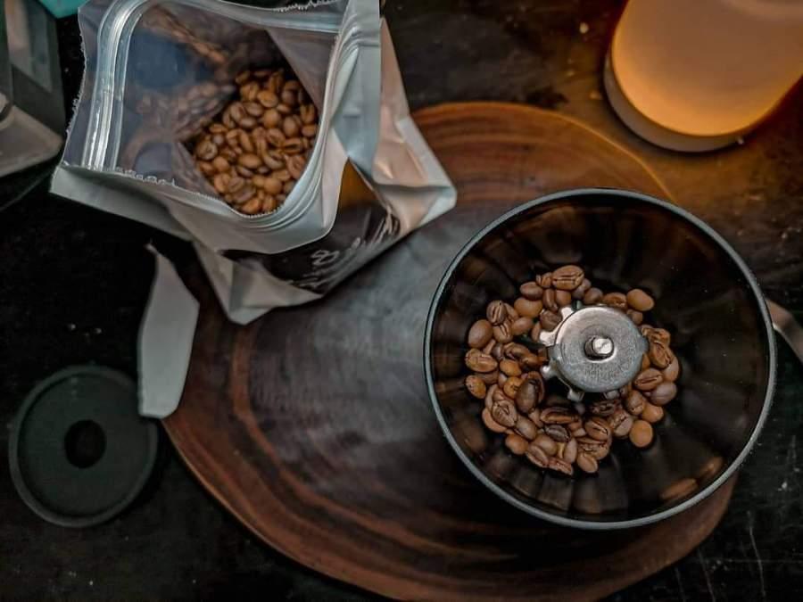 Kape Teryo Coffee Grinder