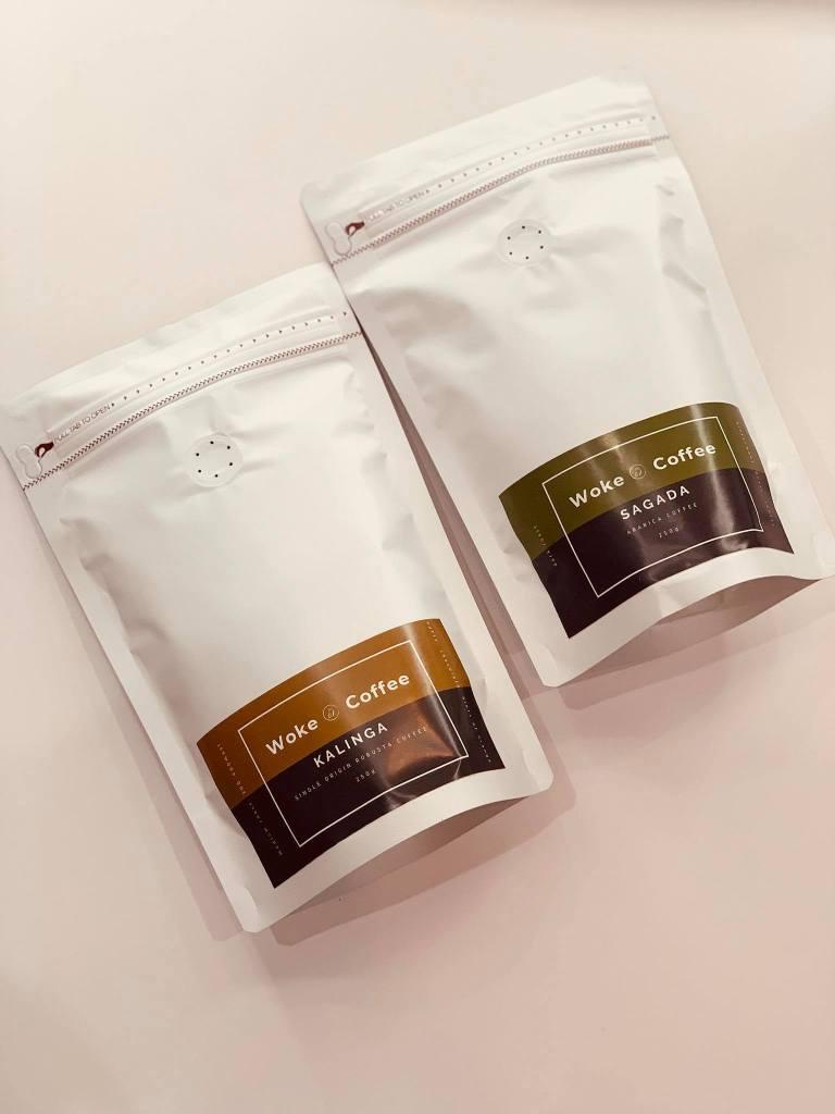 Woke Coffee Kalinga and Sagada Beans