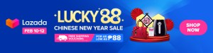 Lazada Chinese New Year Sale 2021