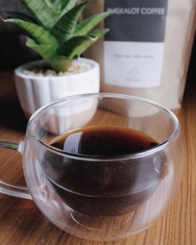Bugkalot Coffee Company Black Coffee
