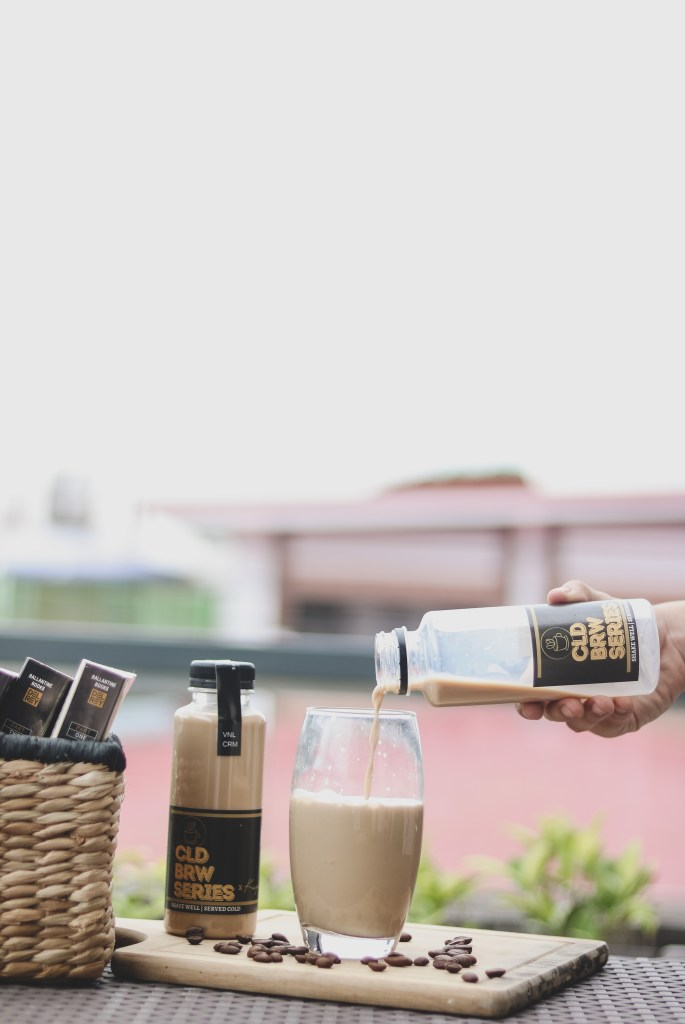 Cold Brew Series by Kape Real - White Cold Brew