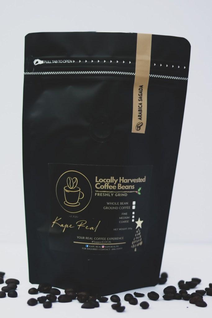 Kape Real Coffee Bean
