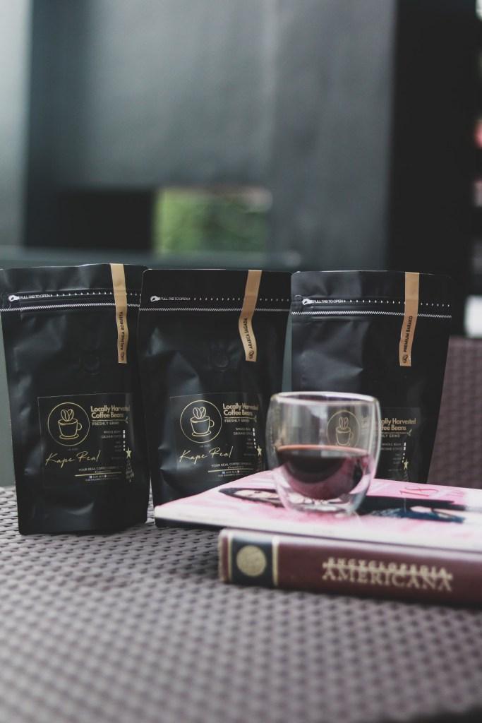 Kape Real Coffee Cup