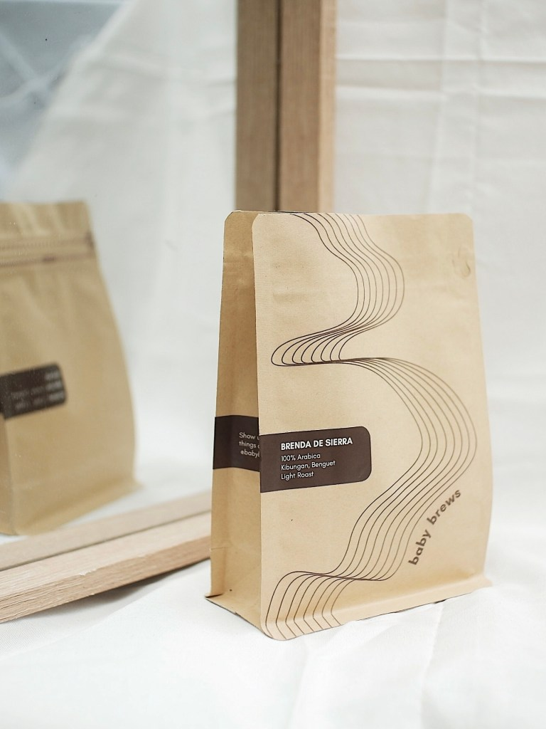 Baby Brews Small Packaging Coffee