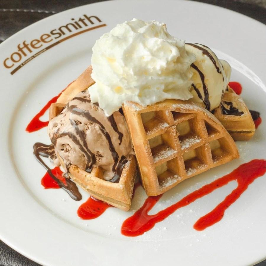 Coffeesmith Philippines Breakfast Waffle