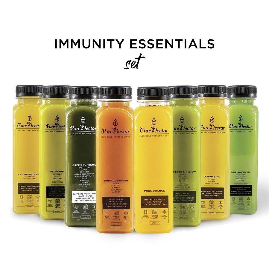 Pure Nectar Immunity Essentials