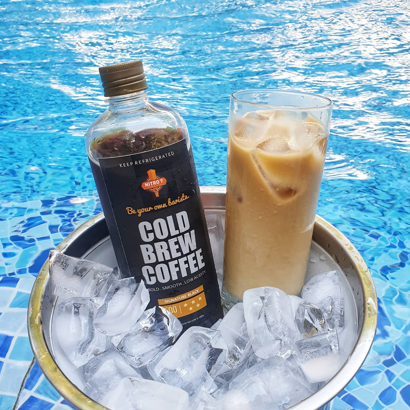 Nitro 7 Best selling Cold Brew Coffee Kit