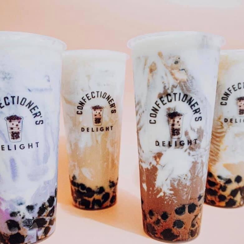 Confectioner's Delight Milk Tea