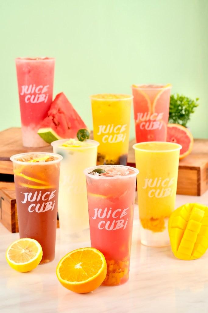 Juice Cubi Fruit Tea