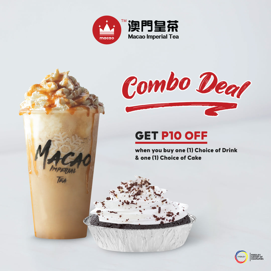 Macao Imperial Tea Combo Deal