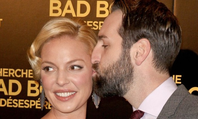 Cupid's Pulse Article: Celebrity News: Katherine Heigl Gushes Over Marriage and Kids