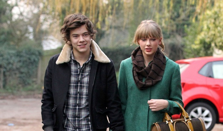 Cupid's Pulse Article: Celebrity Exes: Harry Styles Talks Past Romance with Taylor Swift