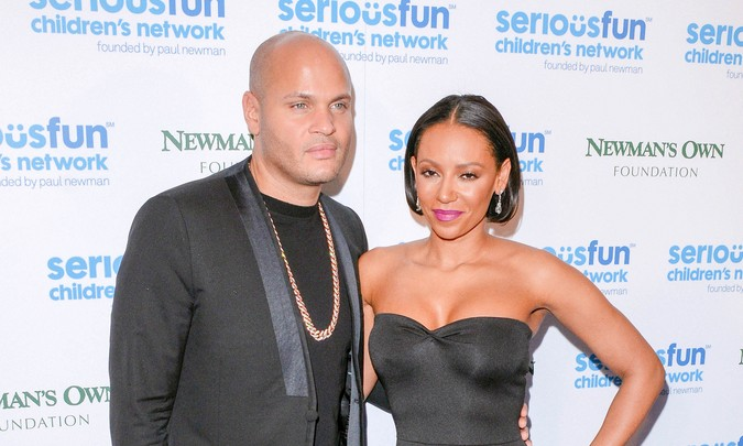 Cupid's Pulse Article: Celebrity Divorce: Mel B & Stephen Belafonte Reach Partial Divorce Settlement