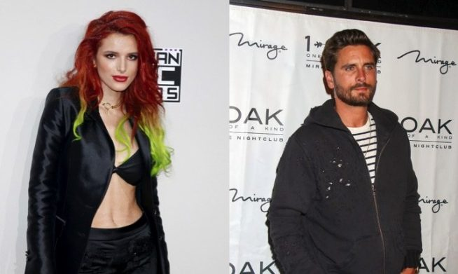 Cupid's Pulse Article: Celebrity News: Bella Thorne Says Cannes Isn't for Her After Scott Disick Hookup