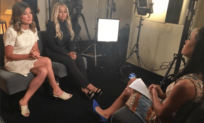 Cupid's Pulse Article: Celebrity News: Blac Chyna Explains Rob Kardashian Drama on 'Good Morning America'