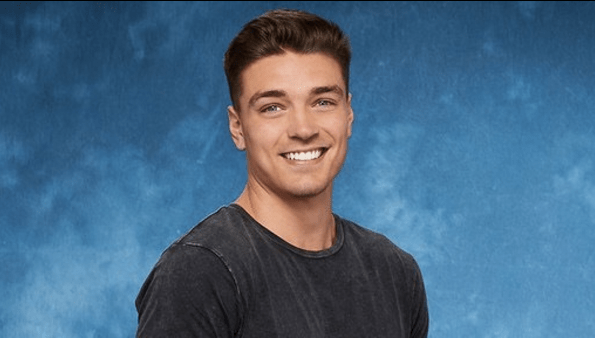 Cupid's Pulse Article: Celebrity Couple News: 'Bachelorette' Alum Dean Unglert Is 'Incredibly Happy' Since Dating Lesley Murphy