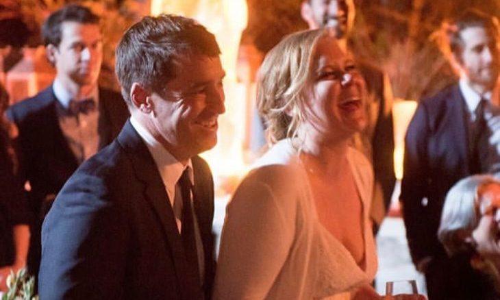 Cupid's Pulse Article: Celebrity Wedding: Amy Schumer Marries Chris Fischer in Surprise Wedding