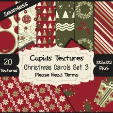 20 CHRISTMAS CAROLS SET 3