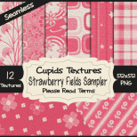 12 STRAWBERRY FIELDS SAMPLER