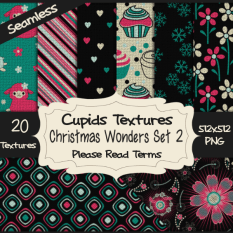 20 CHRISTMAS WONDERS SET 2