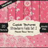 20 STRAWBERRY FIELDS SET 2